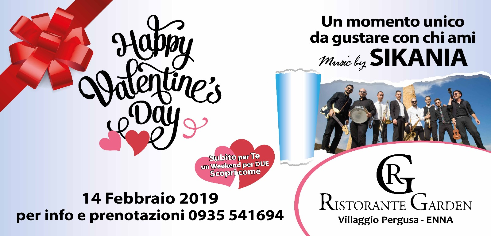 San Valentino 2019 Enna